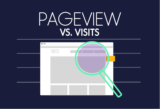Pageview vs Visits